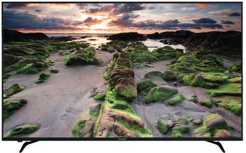 "SHARP 60"""" UHD SMART-TV (LC-60UI9362E)"