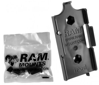 RAM MOUNT RAM HOLDER FOR I-POD NANO UNPACKAGED (RAM-HOL-AP2U)
