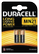 DURACELL Batteri Security MN21 2st