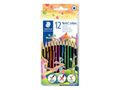 STAEDTLER Färgblyertspenna Noris Colour ass (12)