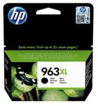 HP INK CARTRIDGE NO 963XL BLACK BLISTER SUPL (3JA30AE#301)
