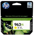 HP INK CARTRIDGE NO 963XL YELLOW BLISTER SUPL