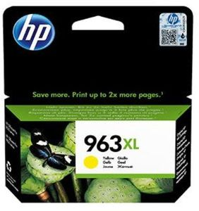 HP INK CARTRIDGE NO 963XL YELLOW BLISTER (3JA29AE#301)