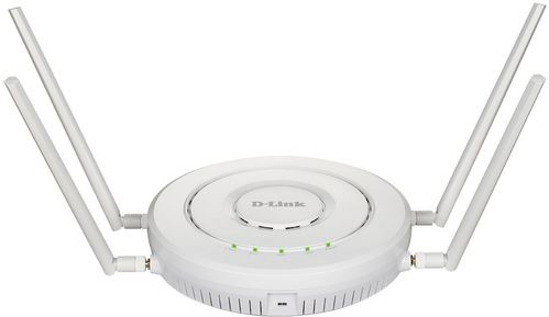D-LINK Wireless AC2600 Wave2 Dual-Band Unified Access Point (DWL-8620APE)