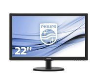 PHILIPS 223V5LHSB/ 00 54.6CM 21.5IN LCD (223V5LHSB/00)