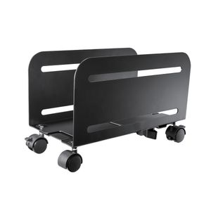 NEWSTAR CPU-M100BLACK CPU Holder Mobil Width 12-21cm 4,7-8,2 inch Colour Black (CPU-M100BLACK)