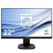 PHILIPS 223S7EYMB 54CM 22IN IPS LED 1920X1080 16:9 5MS GTG BLACK IN