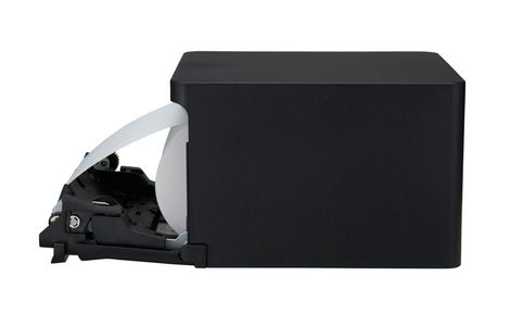 CITIZEN CT-S751 Printer_ Bluetooth,  USB, Black Case (CTS751XTEBX)