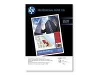 HP Professional glanset laserpapir 120 gsm – 250 ark/ A3/ 297 x 420 mm (CG969A)