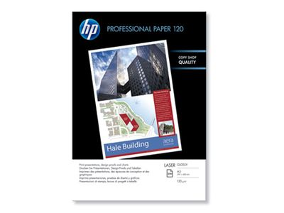 HP Professional glossy paper laser 120g/m2 A3 250 sheets 1-pack (CG969A)