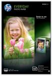 HP Everyday Glossy Photo Paper-100 sht/10 x 15 cm (CR757A)