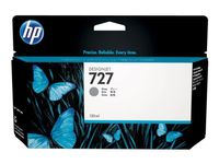 HP 727 original ink cartridge grey standard capacity 130 ml 1-pack (B3P24A)