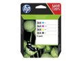 HP INK CARTRIDGE NO 364 B/C/M/Y COMBO 4-PACK SUPL