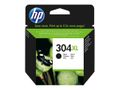 HP Black Inkjet Cartridge No.304XL (N9K08AE)
