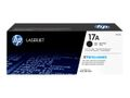 HP LaserJet 17A black toner cartridge