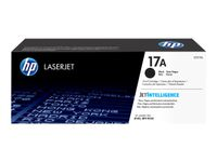 HP LaserJet 17A black toner cartridge (CF217A)