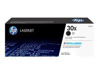 HP 30X BLACK TONER CARTRIDGE FOR LASERJET (CF230X)