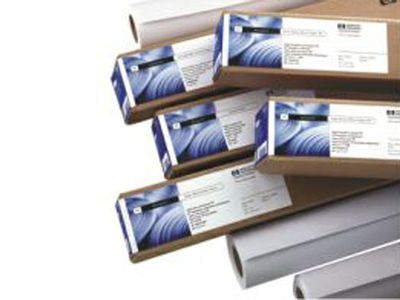 HP Coated Paper - 914 mm x 91,4 m (36 tm x 300 ft) (C6980A)