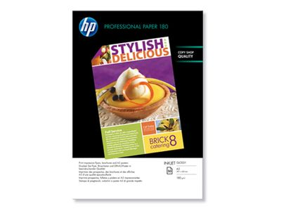 HP Professional glanset papir for blekk – 50 ark/ A3/ 297 x 420 mm (C6821A)