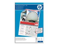 HP Professional matt papir for blekk – 100 ark/ A3/ 297 x 420 mm (Q6594A)
