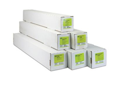 HP Bright White Inkjet-papir,  594 mm x 45,7 m (23,39 tm x 150 ft) (Q1445A)