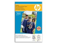 HP Advanced glättat fotopapper - 60 ark/10 x 15 cm utfallande (Q8008A)