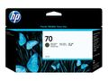 HP 70 130-ml Matte Black DesignJet Ink Cartridge