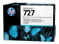 HP 727 original printhead black and colour standard capacity 1-pack (B3P06A)