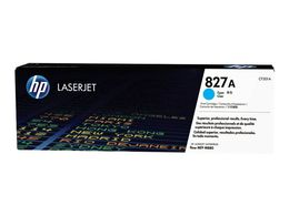 HP 827A original toner cartridge cyan standard capacity 32.000 pages 1-pack