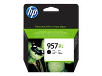 HP 957 XL Ink Cartridge Black Extra High Yield 3000 pages (L0R40AE#BGX)