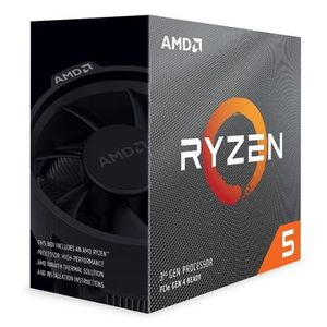 AMD Ryzen 5 3600 3.6/ 4.2GHz 6/12 Prosessor (100-100000031BOX)
