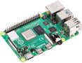 RASPBERRY PI 4 Model B, 2 GB RAM, USB-C, dual Micro HDMI