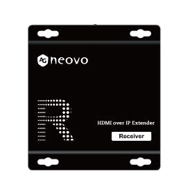 AG NEOVO HIP-RA HDMI over IP Extenders over single CAT6 for digital signage applications (HIP-RA)