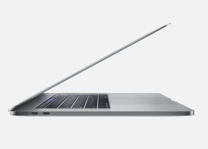 "APPLE MacBook Pro 15"" Retina m/Touch Bar Space Gray, 8-core i9 2.3GHz, 16GB RAM, 512GB SSD, Radeon Pro 560X 4GB (MV912H/A)"