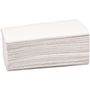 Abena Håndklædeark, neutral, 2-lags, multi fold, 23x24cm, natur, 100% genbrugspapir