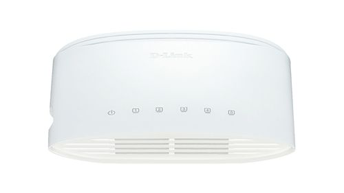 D-LINK DGS-1005D - 5 Port GLAN switch (DGS-1005D/E)