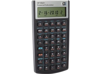 HP Financial calculator EN,FR (NW239AA #B12)