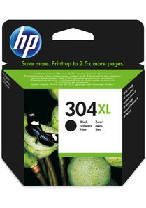 HP N9K08AE ink cartridge black No. 304 XL (N9K08AE)