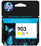 HP INK CARTRIDGE NO 903 YELLOW DE/ FR/ NL/ BE/ UK/ SE/ IT SUPL (T6L95AE#BGX)