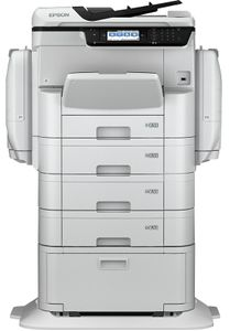 EPSON WorkForce Pro RIPS WF-C869RD3TWFC MFC 4-in-1 A4 / A3 + Ethernet + PDL + WiFi + Front Side Verso + 250 + 80 + 1 + 3 x 500 sheet (C11CF34401BP)