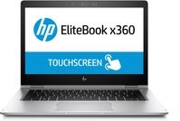 "HP EliteBook x360 1030 G2 - Flipputformning - Core i5 7300U / 2.6 GHz - Win 10 Pro 64-bitars - 8 GB RAM - 256 GB SSD SED - 13.3"" pekskärm 1920 x 1080 (Full HD) - HD Graphics 620 - Wi-Fi, NFC, Bluetooth (1DT48AW#AK8)"