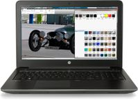 HP ZBOOK 15 G4 CI7-7700HQ 256GB 8GB 15.6IN NOOD W10P       IN SYST (Y6K19EA#AK8)