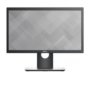 DELL 20 Monitor - P2018H - 49.5cm(19.5'') Black EURC (DELL-P2018H)