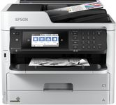 EPSON WorkForce Pro WF-M5799DWF Multifunction 4-in-1 A4 B & W WiFi Ethernet Front-Back PDL (C11CG04401)