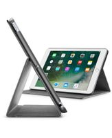 CELLULAR LINE STAND CASE IPAD 9.7inch 2018 BLACK