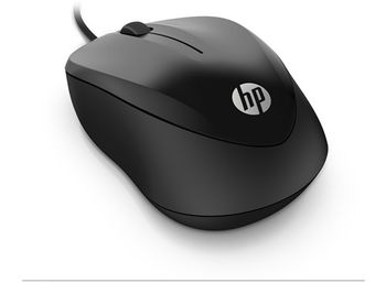 HP Wired Mouse 1000 (4QM14AA#ABB)
