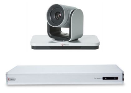 POLYCOM TRIO VP COLLAB.KIT WITH EEIV12X VP-CODEC F.TRIO 8800/8500 ONLY   IN PERP (7200-85460-101)