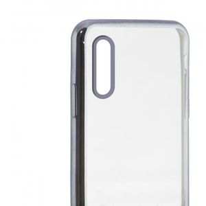 KSIX Flex Cover, iXS Max, Metallic Grey TPU Cover iPhone XS Max (B0942FTP15)