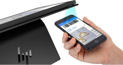 HP ENGAGE ONE PRIME BARCODE SCANNER 2D USB           IN PERP (4VW58AA)