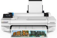 HP DesignJet T125 24-in Printer 1Y Warr (5ZY57A#B19)